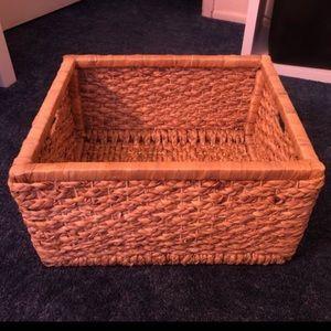 Heavy Duty Home Decor Basket